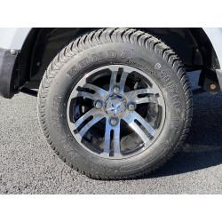 F-CARS DG-C2-8 - Golfette Électrique Wheel