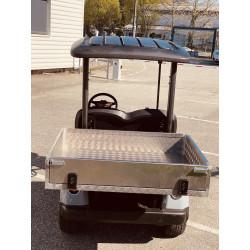 F-CARS DG-C2-8 Benne - Golfette Électrique Back