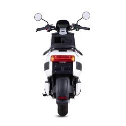 Scooter Électrique NIU NQi Cargo XR Blanc Back