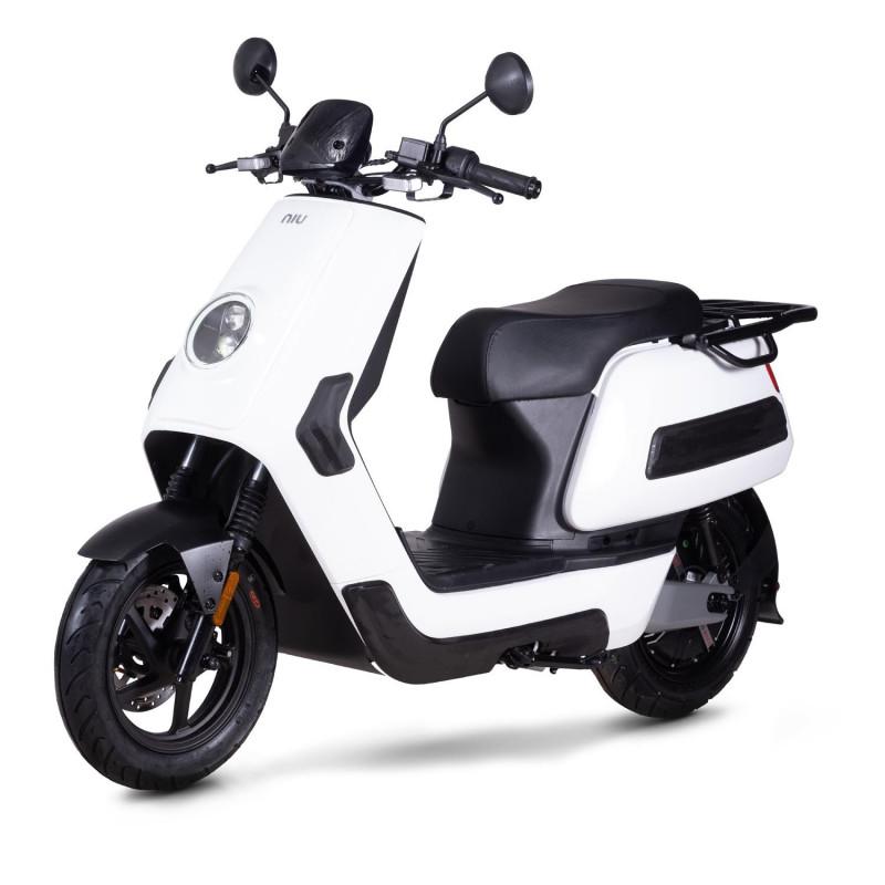 Scooter Électrique NIU NQi Cargo XR Blanc