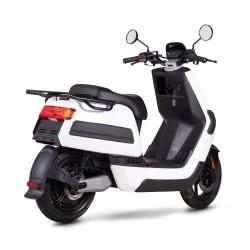 Scooter Électrique NIU NQi Cargo XR Blanc Back Side 2