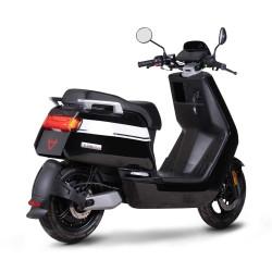 Scooter Électrique NIU NQi GTS Sport Noir/Blanc Back Side 2