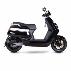 Scooter Électrique NIU NQi GTS Sport Noir/Blanc Side