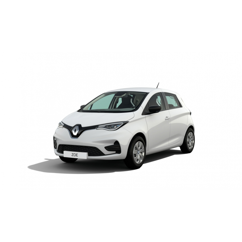 Renault ZOE Front Side