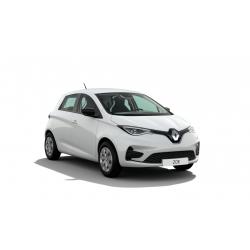 Renault ZOE Front Side 2