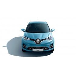 Renault ZOE Bleu Front