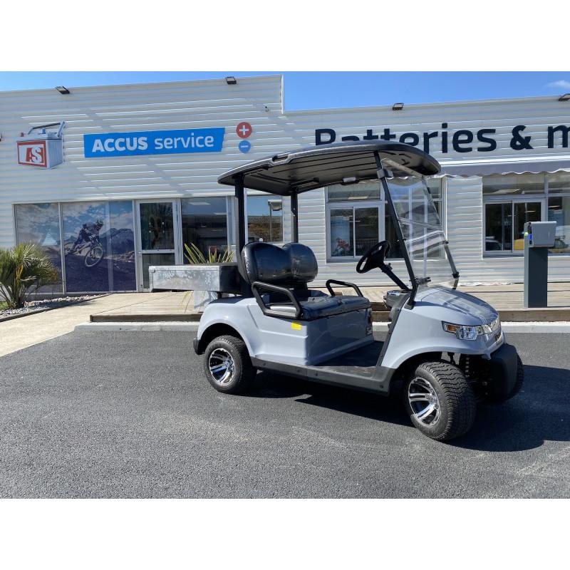 F-CARS DG-C2-8 Benne - Golfette Électrique