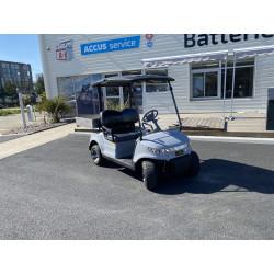 F-CARS DG-C2-8 Benne - Golfette Électrique Front Side
