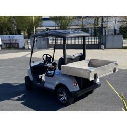 F-CARS DG-C2-8 Benne - Golfette Électrique Back Side 2
